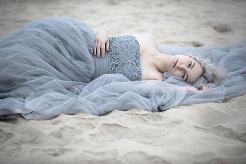 photoshoot of Angel Gabrielle shoot.