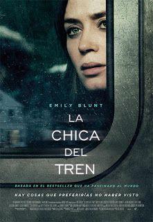 EL CINE EN TU CASA  : La chica del tren (2016)