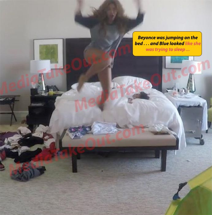 We Have The OFFICIAL MediaTakeOut.com . . . FIVE FAVORITE MOMENTS . . In Beyonce's New Video 7-11!!!