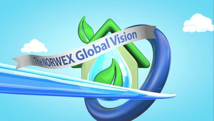 Vi lanserte vår nye logo for å symbolisere vår nye visjon bedre. Vanndråpen har vært en del av vår historie siden starten. Den symboliserer renhet – ingen skadelige kjemikalier. Bladet symboliserer vår forpliktelse til å beskytte naturen og miljøet, alltid. Huset symboliserer vår visjon om å skape «trygge havner» over hele verden. (Ditt hjem er en trygg havn) Sirkelen representerer det globale i vår visjon. Totalt, et sterkt symbol på det Norwex representerer.