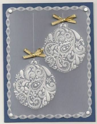 Image result for images of Parchment card ideas