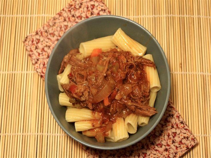 Sunday Slow Cooker: Beef Ragu