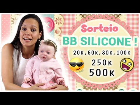 Sorteio Bebe Reborn de Silicone Sólido GINCANA VIRTUAL  ‹ ANA REBORN › - YouTube