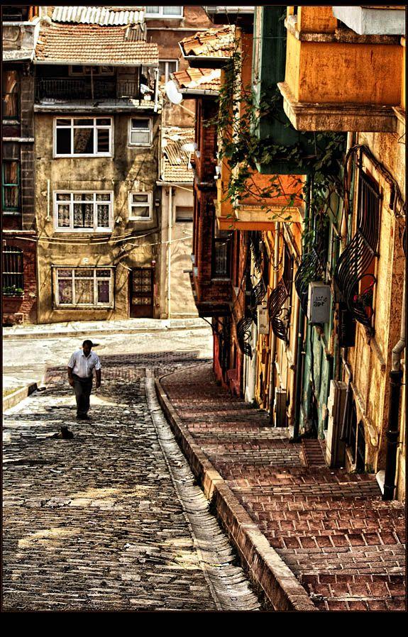 Old hauses / Balat Yokuşu - İstanbul