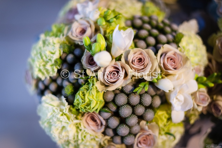 Wedding Bouquet we completed for a Perth Summer Wedding