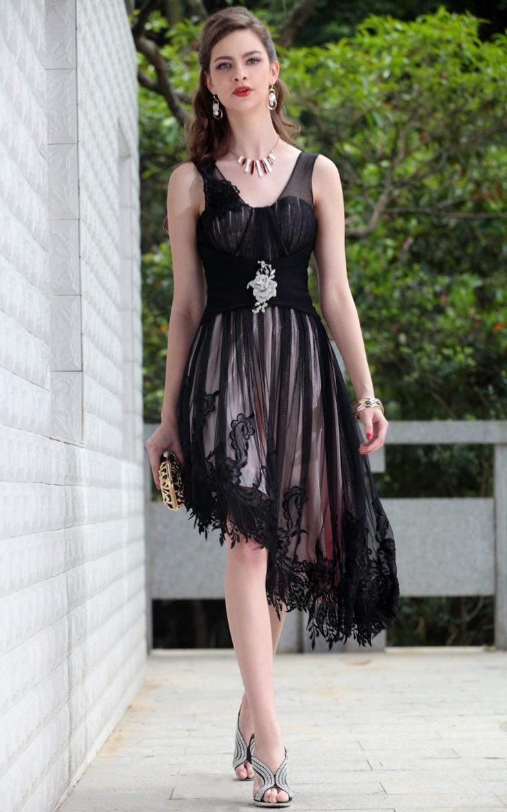 Die 29 besten Bilder zu Cocktail Dress auf Pinterest | Abendkleider ...