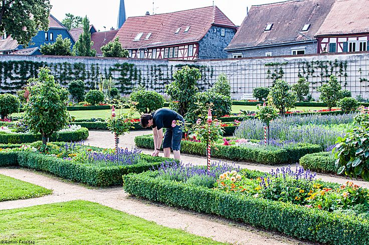Klostergarten Botanischer Garten Botanischer Garten Garten Kloster