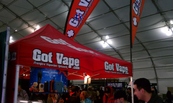 Got Vape is coming back to Southern Ca for the Hempcon April 18-20 booth #211! Use the GV42 Coupon Code to save 42% off Got Vape products with our 420 Sale! http://www.gotvape.net/gotvape-40-sale.html