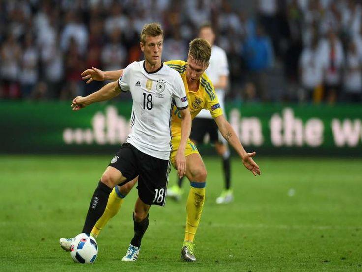 Eurocopa: Alemania venció a Ucrania por 2 a 0 y es lider junto a Polonia en el grupo C, que a su vez comparte el mismo grupo con Irlanda del Norte