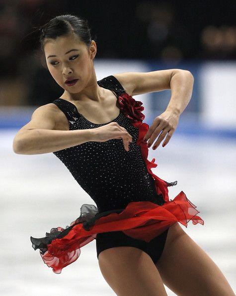 2012 Skate Canada International figure skater Kanako Murakami