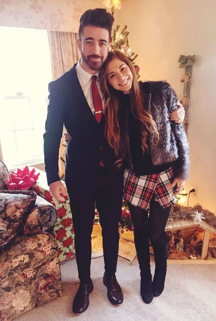 Paul Costabile and Christina Perri are expeting baby #1!