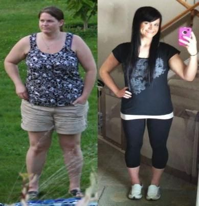 Weight Loss Before And After Pics