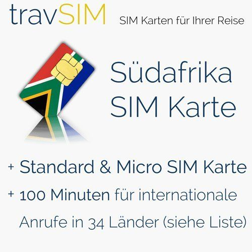 #Sale #SIM #Karte #fuer #Suedafrika   Standard & #Micro #SIM #mit 100 #Minuten #fuer internatio...  Tagespreisabfrage /SIM #Karte #fuer #Suedafrika  Standard & #Micro #SIM #mit 100 #Minuten #fuer #internationale Anrufe #in 34 Laender- sued-afrikanische #prepaid #SIM #Karte  Tagespreisabfrage   #Wir bieten #die #Moeglichkeit #auch #in #Suedafrika #ganz #normal #zu telefonieren, #SMS #zu #schreiben #und #mit #dem mobilen #Internet #zu surfen. #Nutzen #Sie #die #guenstigen lokal