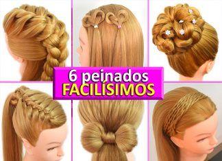 Peinados Casuales para Cabello Largo