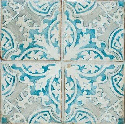 tabarka studios hand-painted tile