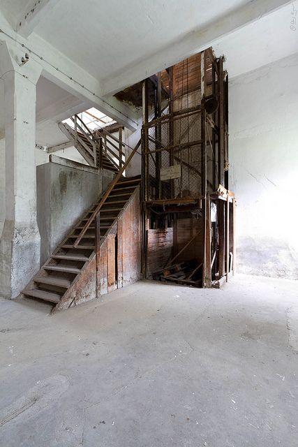 elevators should have restrooms Photo of richard e gerstein justice building - hallways (4th floor) there are escalators and elevators and restrooms on every floor - miami, fl.