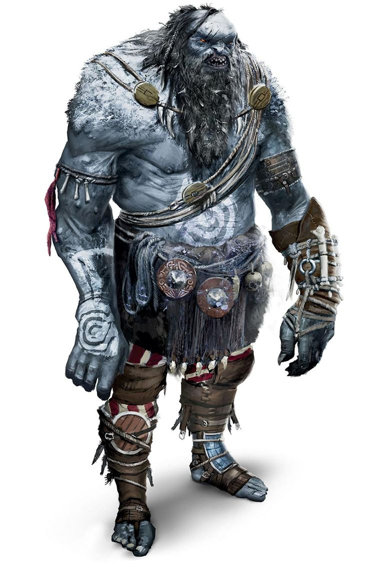 The Witcher 3: Wild Hunt - Ice Giant