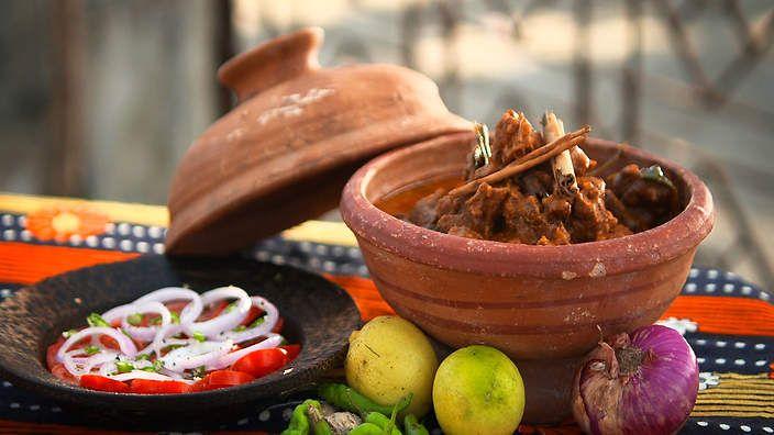 Jaffna goat curry recipe : SBS Food