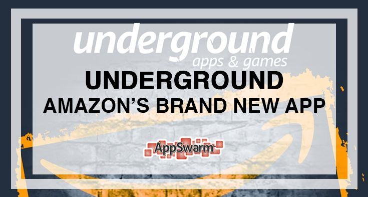 Underground is an Android App that basically acts as a Play Store. You can download much of the same apps as in the Play Store, but with one huge caveat: many of the paid apps are free. In short, that's Amazon's way of pitching underground.