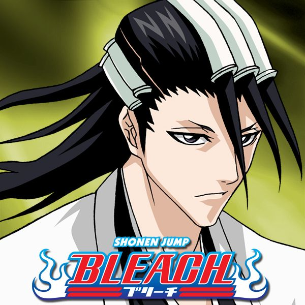 Bleach: byakuya kuchiki at first I was like: I hate this guy most from all bleach characters but at the end of the 3rd season I was like: Poor Byakuya!!! ;(