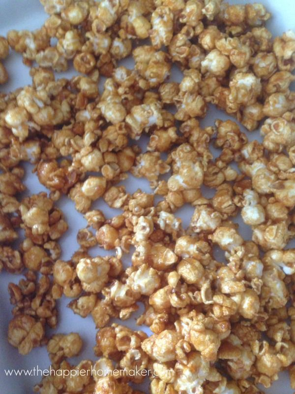 I admit it, I'm not a lover of popcorn {gasp!} My husband and three sons put down popcorn like it's their job and I never touch the stuff, that is, unless I splurge on some sweet caramel corn! This easy to make microwave recipe is not only fast but perfect for gifts or entertaining as …