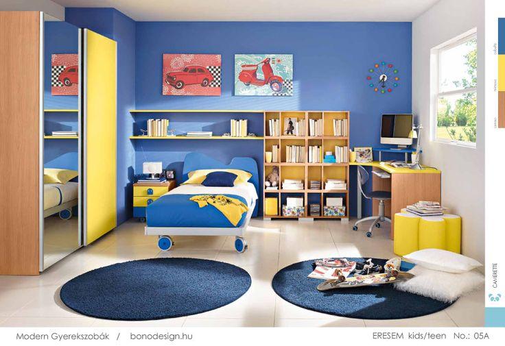 Colombini olasz modern gyerekbútorok,Eresem gyerekszoba bútorok,emeletes gyerekágyak,gyerek íróasztalok,fali polcok–Bono Design