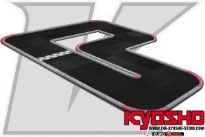 KYOSHO MINI Z GRAND PRIX CIRCUIT MODEL 50X50 (48 MATS) 87052