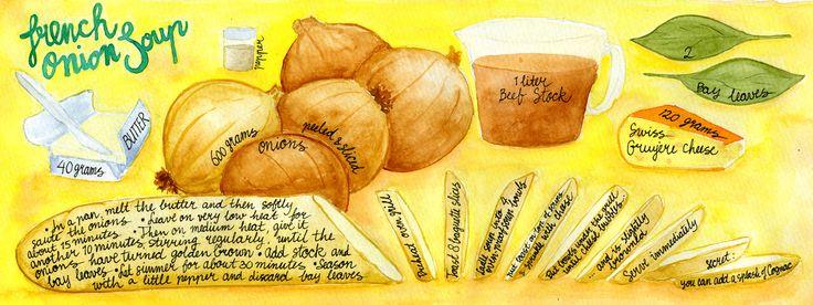 French Onion Soup (Koosje Koene)