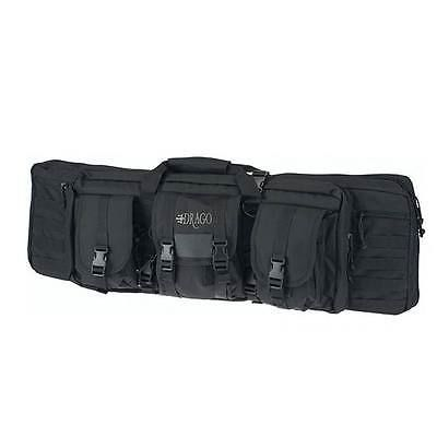 Other Hunting Gun Storage 159038: Drago 36 Single Tactical Gun Case 600D Polyester Black 12302Bl -> BUY IT NOW ONLY: $67.05 on eBay!