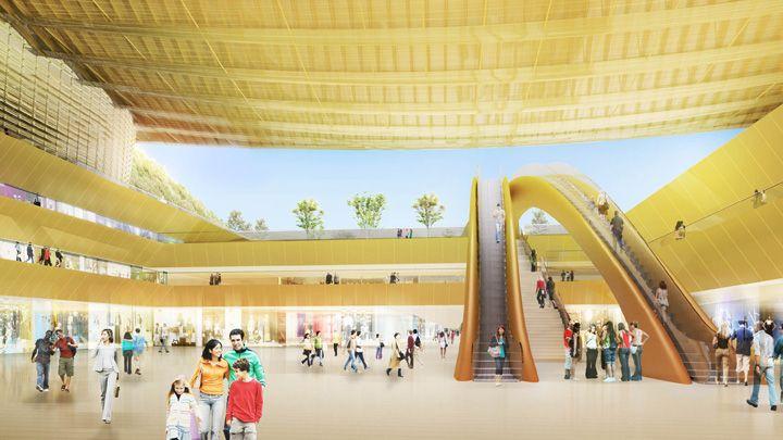 A quoi ressembleront les Halles ?