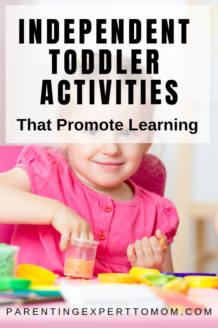 The Ultimate Guide to Independent Activities for Toddlers in Childcare or at Home