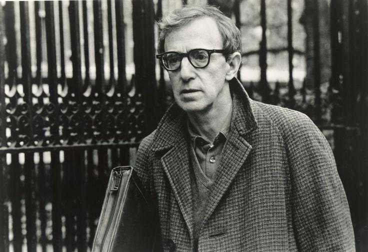 How Creatives Work: Woody Allen