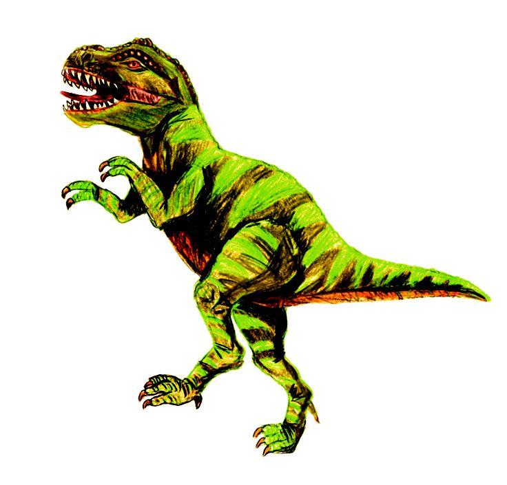 16 besten Kinderzimmer Wandgestaltung • Dinosaurier für zu Hause ...
