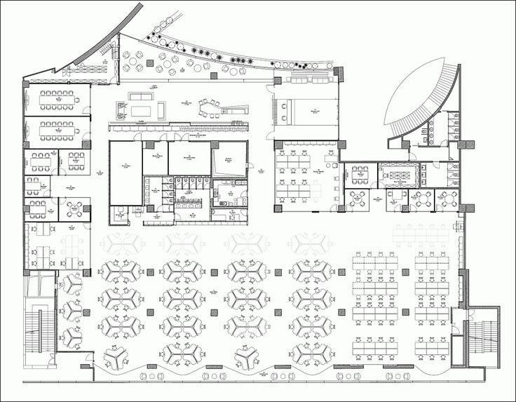 Layout For Office Floor Plan: Floor Plan Of Office Layout - Tìm Với Google
