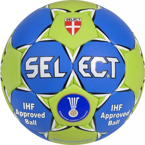 Ballon handball Select Scorpio - www.club-shop.fr équipementier sportif