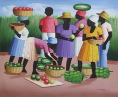 Jean Walton Haitian art