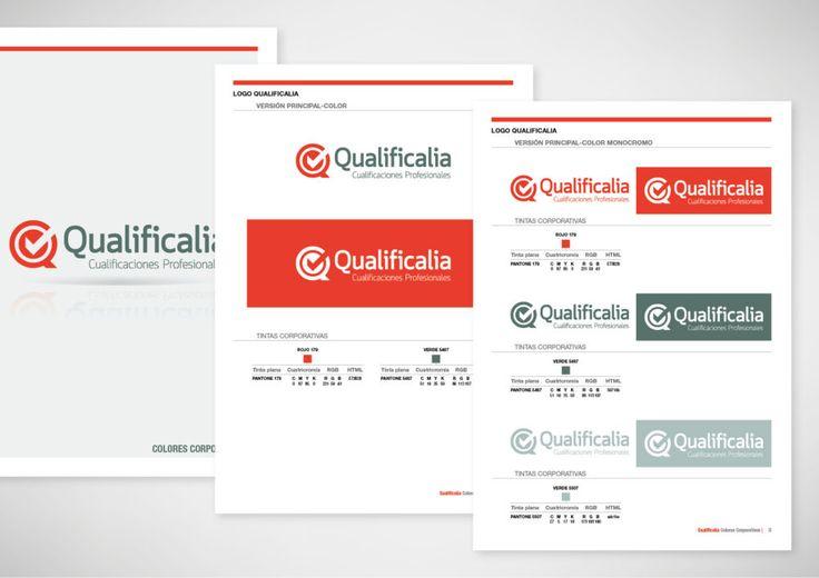Qualificalia | Branding | Manual Corporativo