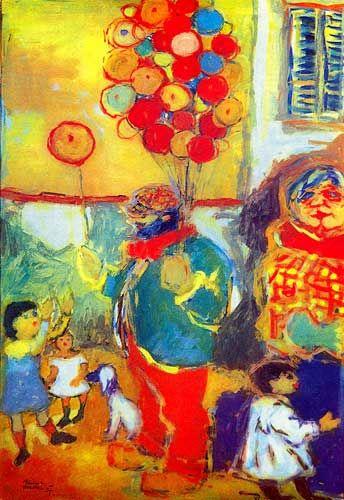 Fikret Mualla'nın Türk Sanatı İçindeki Yeri #fikretmualla #mualla #fikret #art #ressam #turkishpainters