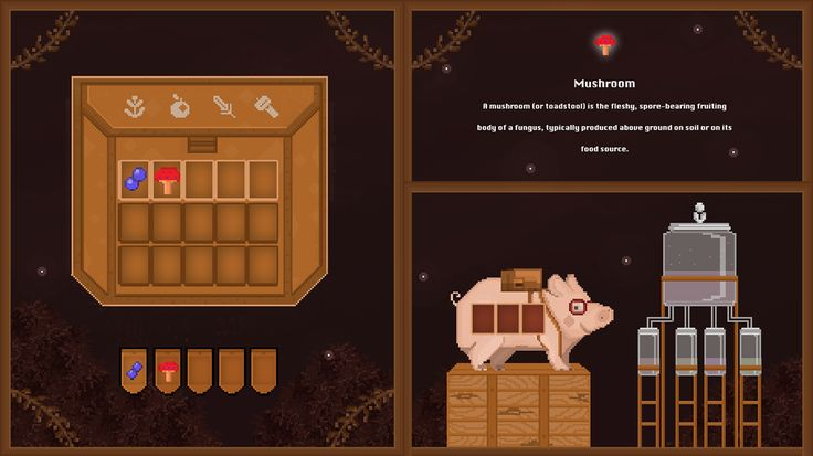 Lonely Lama design - game design - pixcel art - Pigsodus!