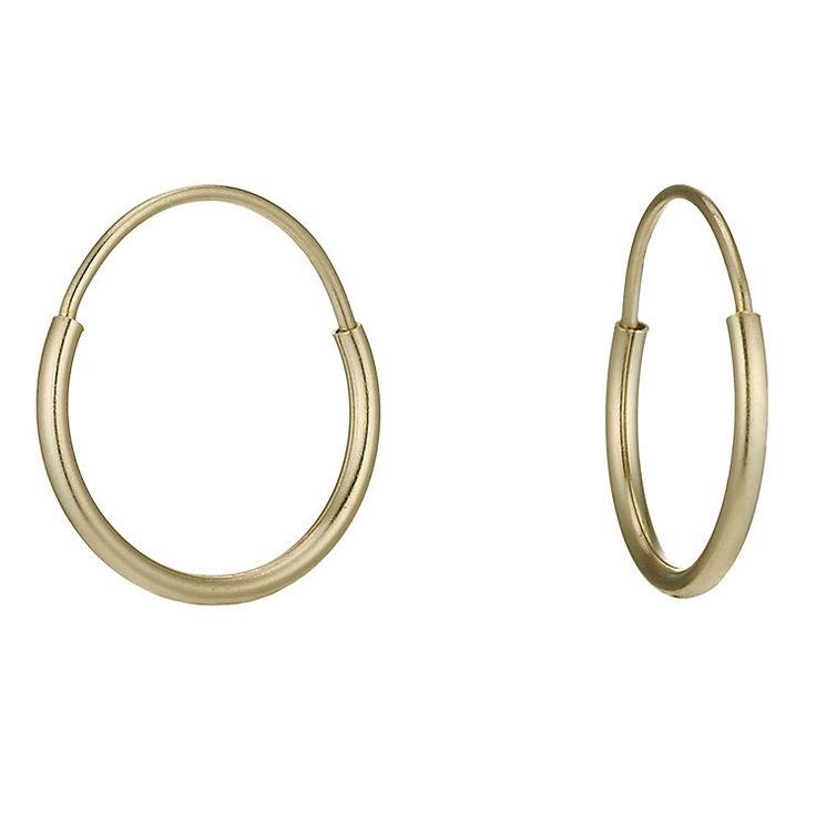 Gold Sleeper Earrings - Product number £14.99