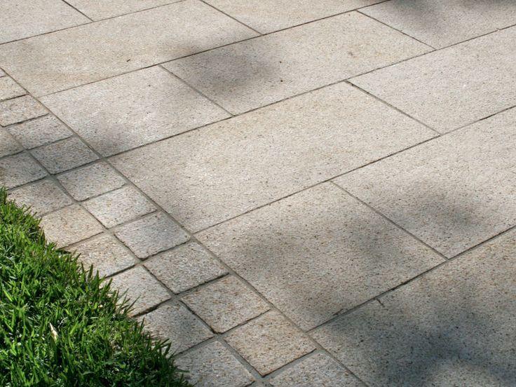Eco Outdoor Tortoise granite cobblestone in bush hammered finish | Eco Outdoor | Granite cobblestones | livelifeoutdoors | Outdoor Design | Natural stone flooring | Garden design | Outdoor paving | Outdoor design inspiration | Outdoor style | Outdoor ideas | Luxury homes | Paving ideas | Garden ideas | Natural stone paving | Floor tiles | Outdoor tiles | Stone path