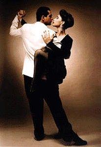 Roberto Herrera e Vanina Bilous