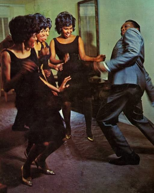 staypulp: The Shirelles & King Curtis