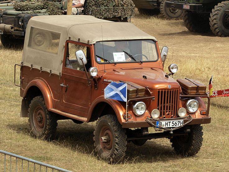 ARO M461 (1961) Romania (owner Dirk baumbach) pic1 - ARO (automerk) - Wikipedia