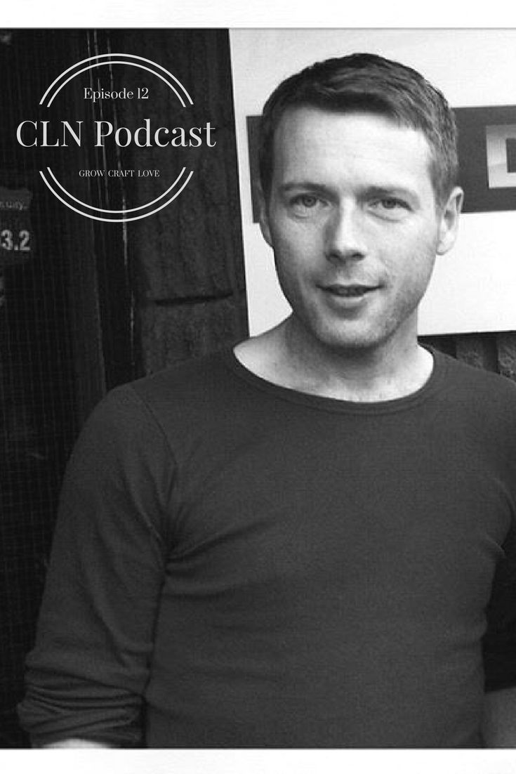 Episode 12 of the CLN Podcast is a lovely interview with Peter Donegan of The Sod Show. A wonderful look at Irish Horticulture and a few hidden gems. Find out more on www.cottagenotebook.ie