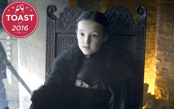 When Jon Snow's Northern army marches into battle against the White Walkers — not to mention a triumphant Cersei Lannister — in the seventh season of Game of Thrones, a little child may very well lead them.  Not when you consider that the child in question is Lyanna Mormont, the head of House Mormont