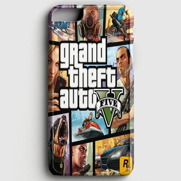 Grand Theft Auto V Iphone 7 Case Casescraft