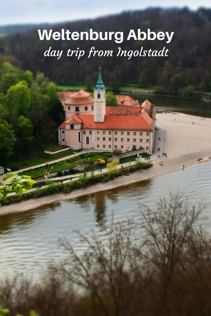 Weltenburg Abbey as day trip from Ingolstadt, Germany. Including monastery brewery, tasting!
