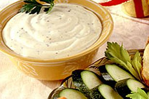 MIRACLE Vegetable Dip recipe