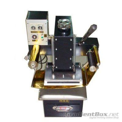 Mesin Hot Print sekaligus berfungsi sebagai pembuat matras hotprint. Efisien untuk usaha percetakan Anda.